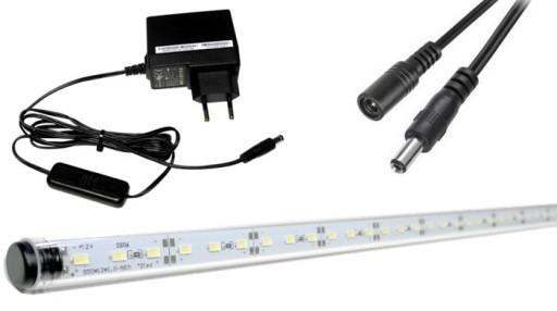 świetlówka Led 5630 Oświetlenie Akwarium 130cm