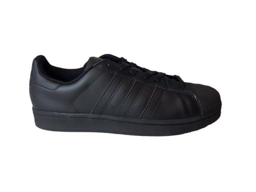 6250a1b031ef4 Buty ADIDAS Superstar czarne 44 2 3 męskie %%% 7304579513 - Allegro.pl