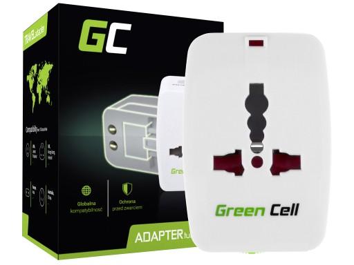 Adapter Gniazdka Elektrycznego 150 Państw + Etui