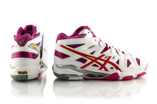 ASICS buty siatkówki GEL SENSEI 5 MT halowe r 42,5