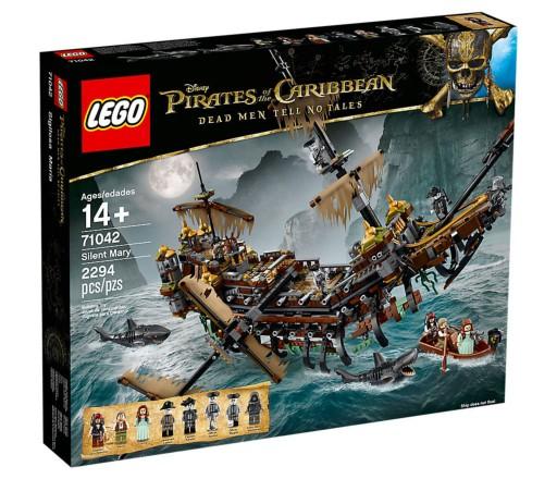 Lego Piraci Z Karaibów 71042 Statek Cicha Maria 6780683223 Allegropl