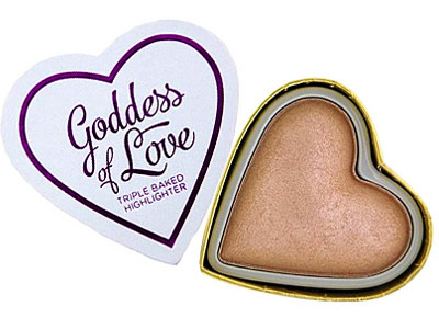 MAKEUP REVOLUTION GODDESS OF LOVE Rozświetlacz 10g