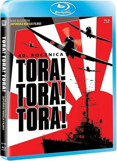 TORA! TORA! TORA! - BLU-RAY