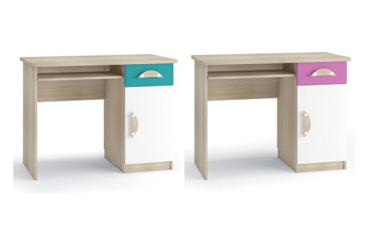 biurka dla 2 dzieci allegro