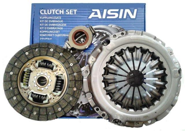 AISIN Kupplungssatz Toyota Auris 1.4 D-4D 2007 />
