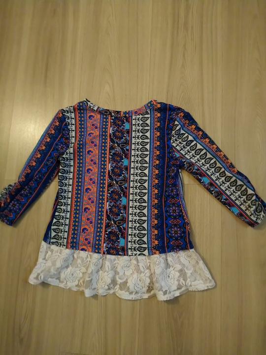 bluzka dziewczynka 7785813788 Dziecięce Odzież SZ IASDSZ-1