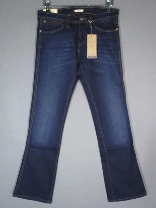 Spodnie Damskie Wrangler Iris Bootcut W26 L32 6809887594